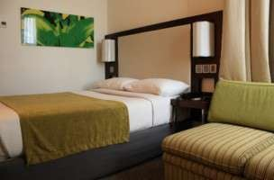 Standard Double Room at StayEasy Lusaka